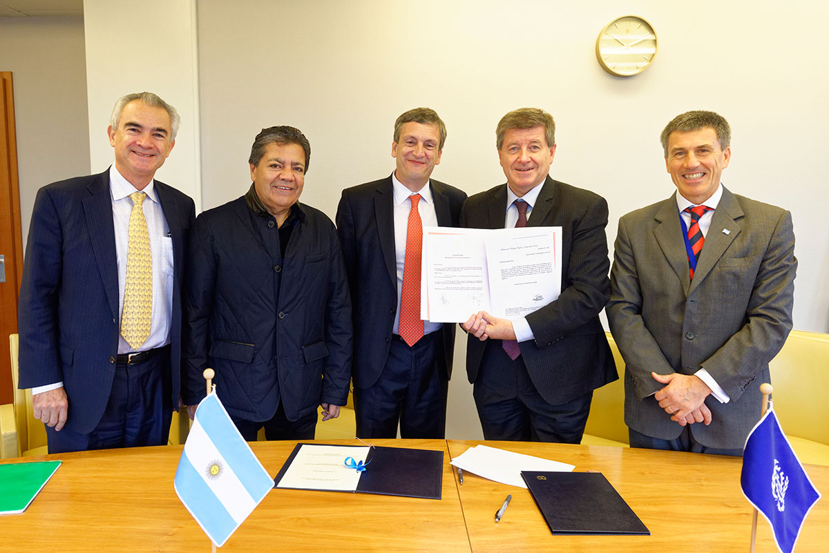 Argentina ratification